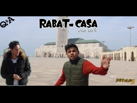 Madness Rabat-Casablanca (Vlog+Q/A)