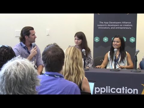 LA App Strategy Workshop Panel - Gain and Engage Users