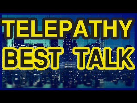 Abraham Hicks -  The Best Talk About TELEPATHY ...