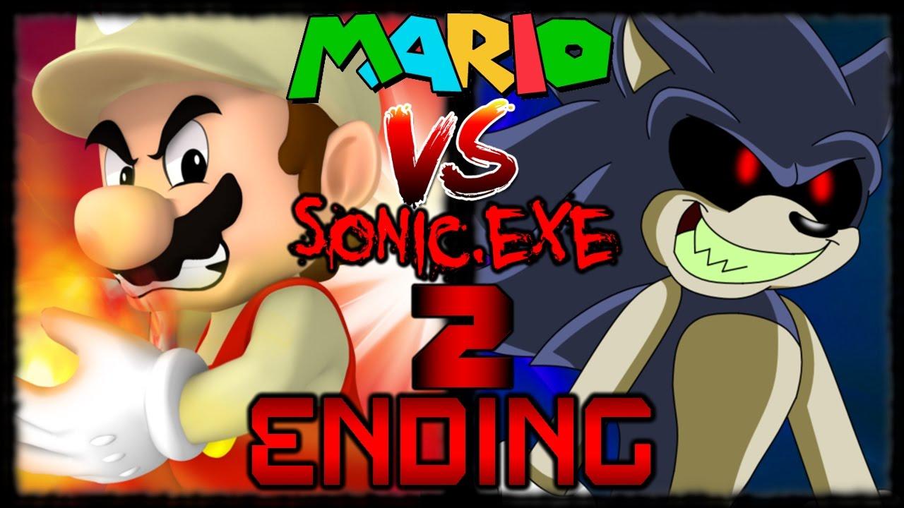 Mario Vs Sonic Exe 2 Game | Games World