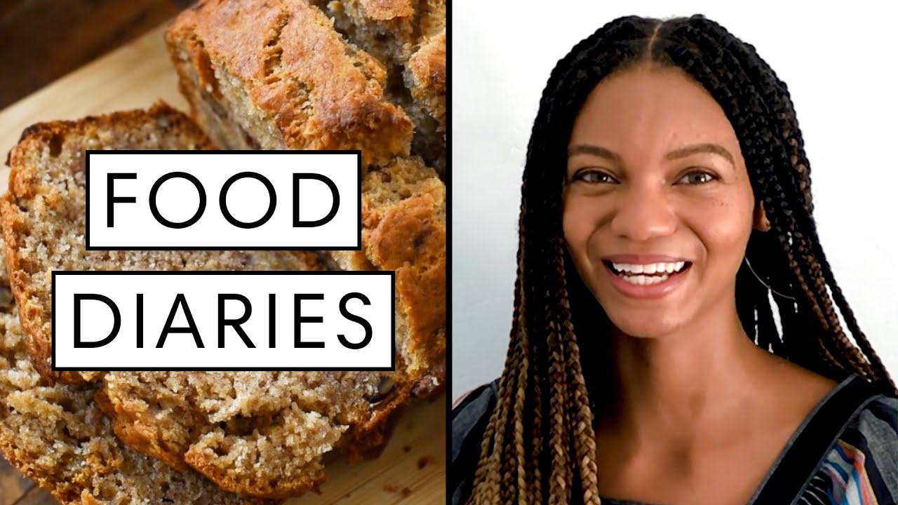 Everything Environmental Activist Leah Thomas Eats in a Day | Food Diaries: Bite Size | BAZAAR