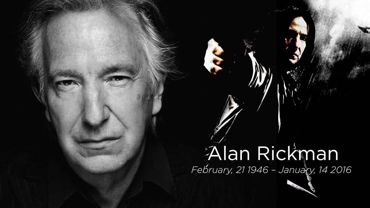 Snape Quotes Wallpaper Remembering Alan Rickman Collider Youtube