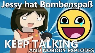 Keep Talking and Nobody Explodes - Jessy hat Bombenspaß