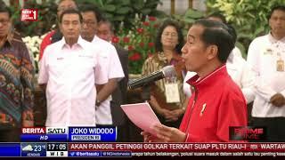 Kesal Atlet Dicemooh, Jokowi: Tidak Rela Dikatain Seperti Itu