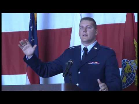 Academy Day 2016 - Air Force Speakers