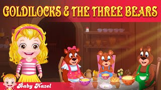 Goldilocks and Three Bears in English | Fairy Tales and Bedtime Stories For Kids | Fable Tales