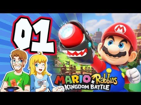 Download Youtube: Mario Rabbids Kingdom Battle 100% Walkthrough (Perfect Guide)