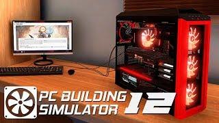 МАСТЕРСКАЯ СБОРКИ! - #12 ПРОХОЖДЕНИЕ PC BUILDING SIMULATOR