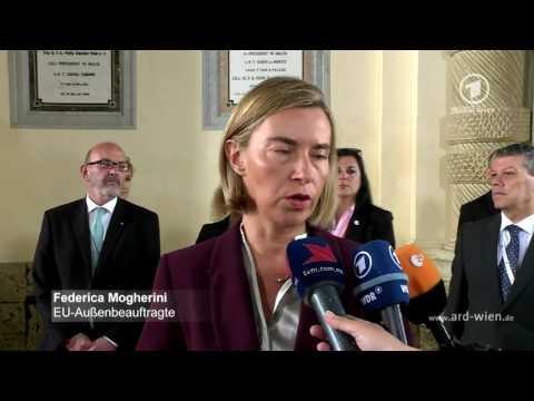 Sturm auf das Parlament in Mazedonien - Das Erste
