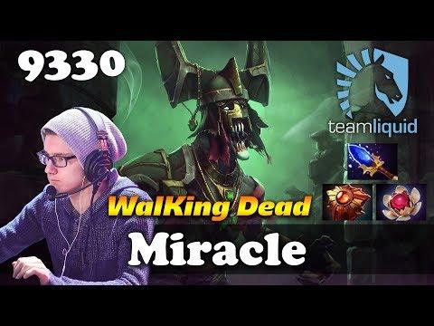 Miracle Undying [Walking Dead]   9330 MMR Dota 2
