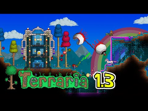 [LIVE] Terraria 1.3 co-op with Kirstie [Part 3]