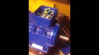Гул двигателя