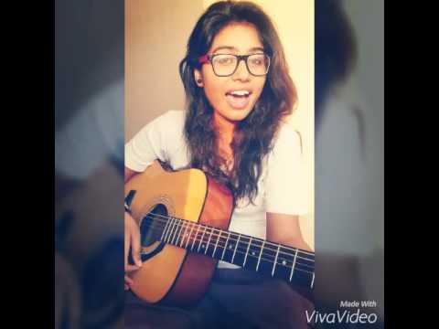 Aaj Kal Tere Mere Pyar Ke Charche - guitar Cover b