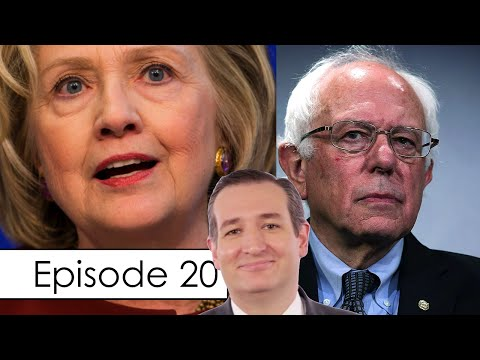 Hillary Attacks Bernie Sanders, Ted Cruz, Syrian Refugees & More | Episode 20