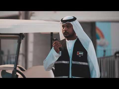 Emaar NYE 2019 - Behind the scenes
