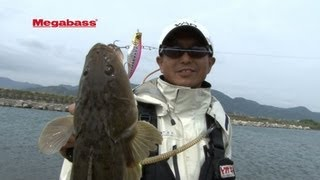 MEGABASS MOVIE #162 富士川バイブレーション攻略