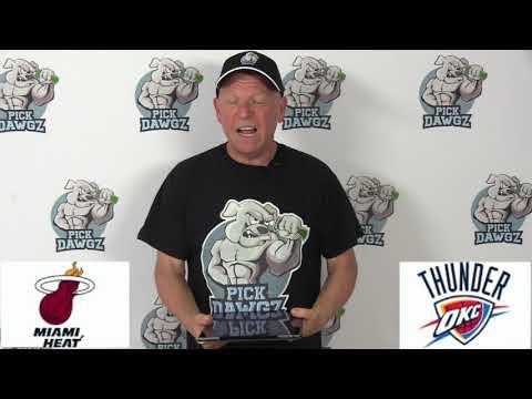 Oklahoma City Thunder vs Miami Heat 1/17/20 Free NBA Pick and Prediction NBA Betting Tips