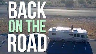 Rhea Rada rises again and Chase and I are back on the road living i...