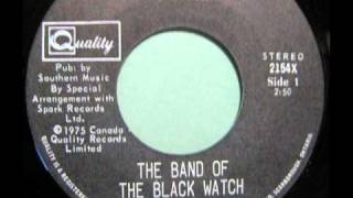 Band Of The Black Watch - Scotch On The Rocks