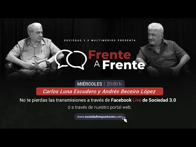 Frente a Frente - Andrés Beceiro López