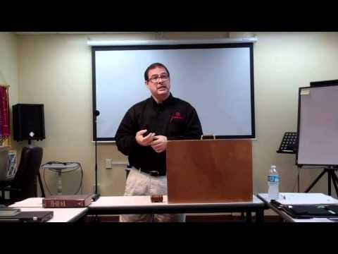John Lazar Speech
