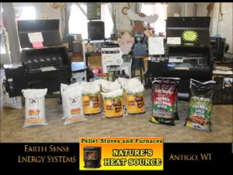 Antigo Wisconsin's Nature's Heat Source Earth Sense Energy Systems on Our Story's The Celebrities