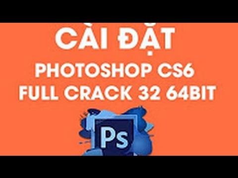 Hướng dẫn cài Photoshop CS6 Portable Full 100%
