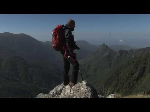 Con Francesco Bevilacqua a Cozzo dell'Orso, Monti dell'Orsomarso
