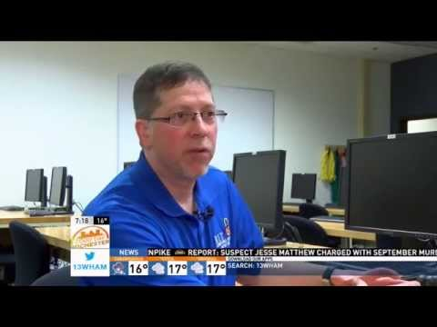 RIT on TV: RIT Cybersecurity Expert Gives Tips for Better Passwords