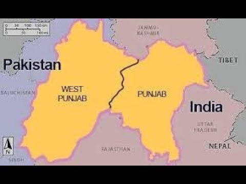 Pakistani Punjab Vs Indian Punjab