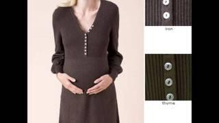 ملابس حوامل 2014 (صور للبيت موديلات فساتين حمل آزياء سهرة للبيع بالرياض جدة للمحجبات)