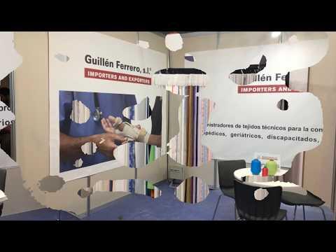 Guillén Ferrero, S.L. no falto a ORTO MEDICAL 2018 celebrado los dias 25 y 26 de Octubre en Madrid.