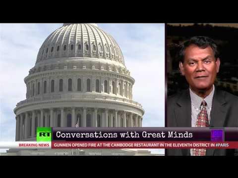 Great Minds P2: Prof. Peter Mathews, Dollar Democracy - The Insane TPP