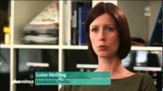Minderwertige Fleischreste: wie Verbraucher getäuscht werden (ARD - Plusminus)