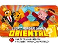 LUCKY HUNGER GAMES: ORIENTAL! | Minecraft Lucky Blocks con Exo, Macundra y Sarinha