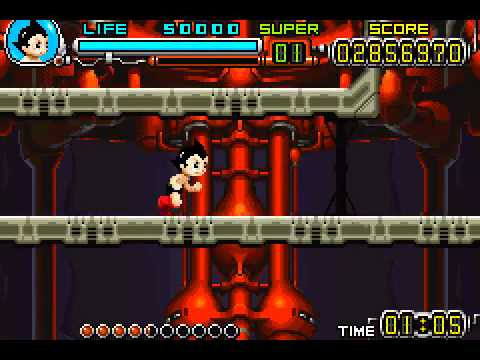 Game Boy Advance Longplay [057] Astro Boy: Omega Factor (Part 1 of 2)