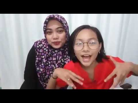 Challenge Tante VS Keponakan