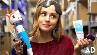 Inside A Sex Toy Warehouse! | Hannah Witton | ad