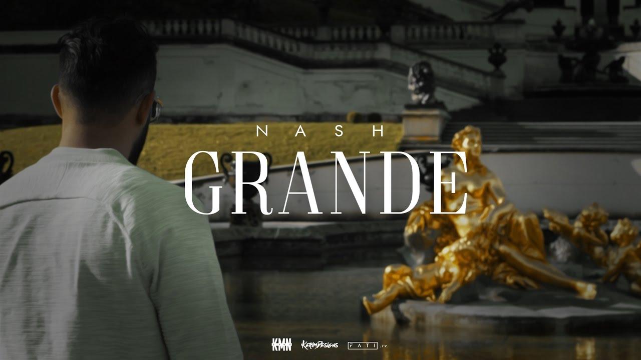 NASH - GRANDE #KMNSTREET VOL. 6