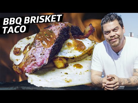 How Texas Pitmaster Miguel Vidal Perfected the Brisket Taco — Smoke Point