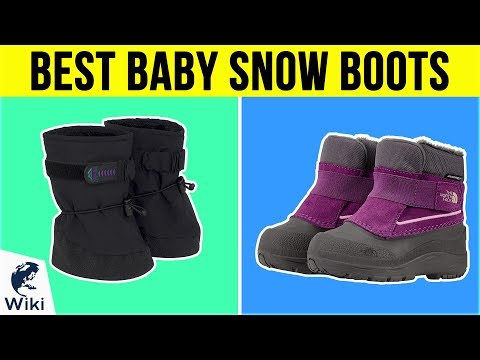 10 Best Baby Snow Boots 2018