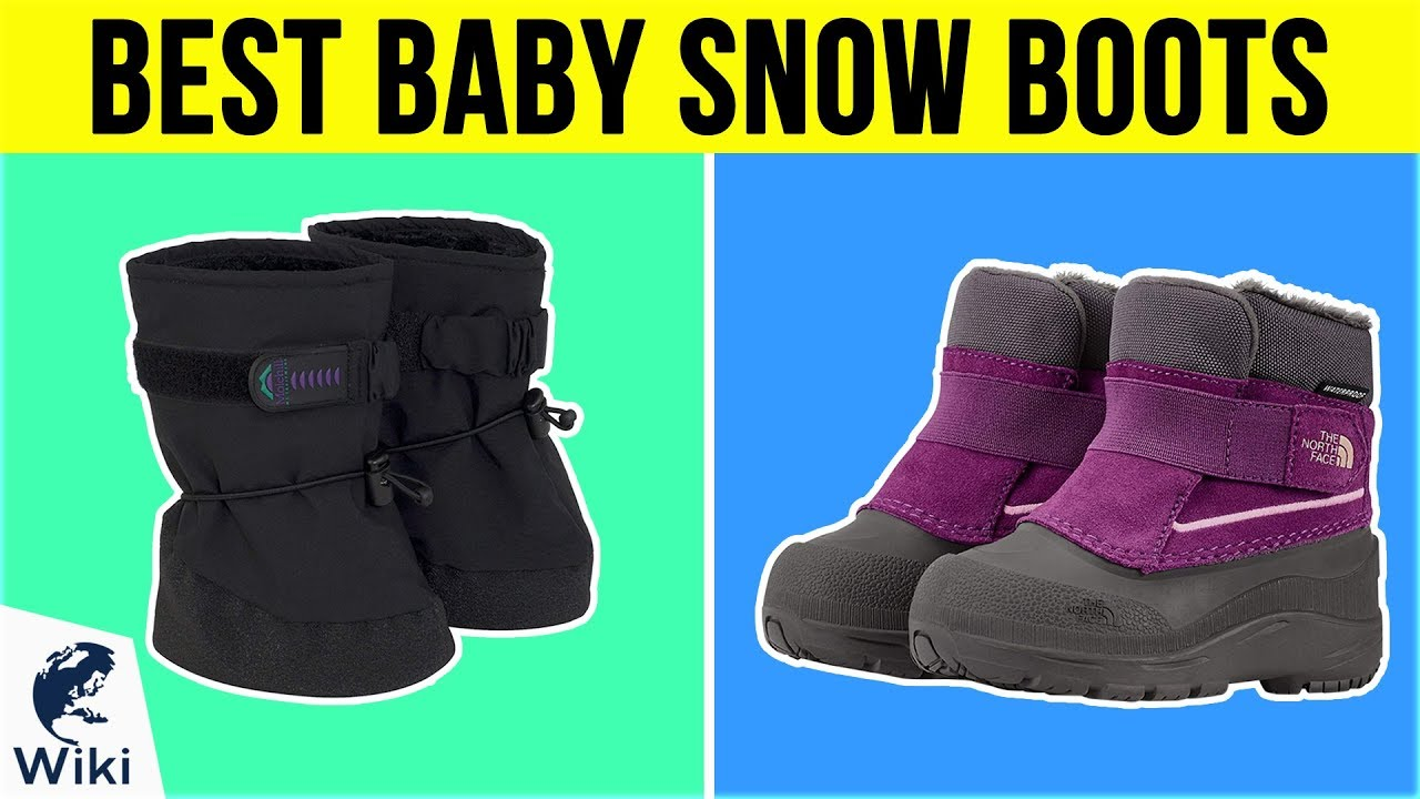 10 Best Baby Snow Boots 2018 - YouTube