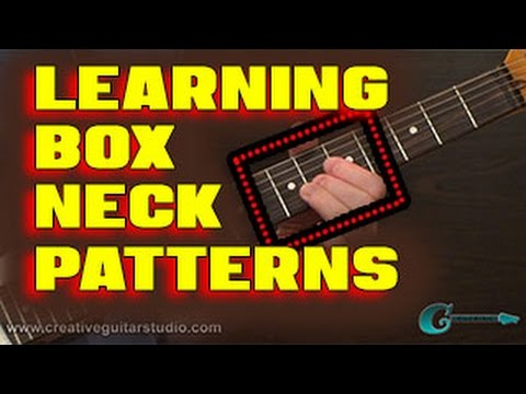 🎸  GUITAR THEORY: Box Neck Learning Systems