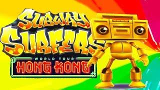 Subway Surfers World Tour #3 (Hong Kong) | Android Gameplay | Friction Games