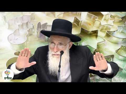 הרב יהודה יוספי - פרשת קורח HD