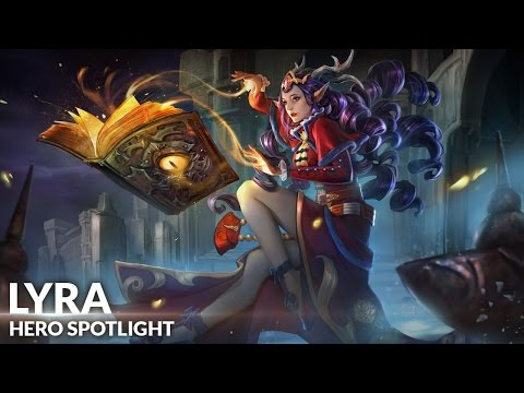 Lyra Hero Spotlight
