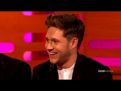 Niall Horan Is Not Messing Around With His World Tour - The Graham Norton Show