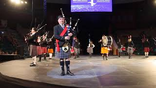 Оркестр кельтских волынок и барабанов - Катюша