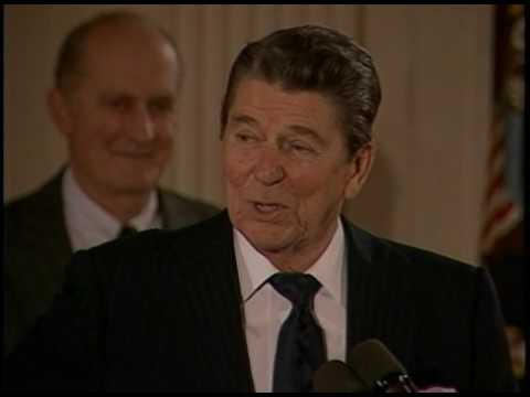 President Reagan's Remarks Presenting the Medals of Science and Technology on March 12, 1986