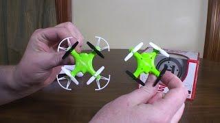 syma x12s nano review and flight